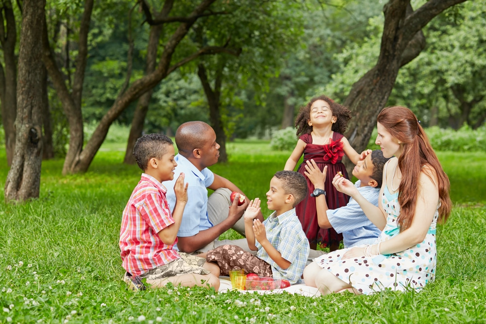 foster parenting with kids